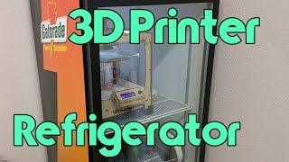 3D Printer Refrigerator