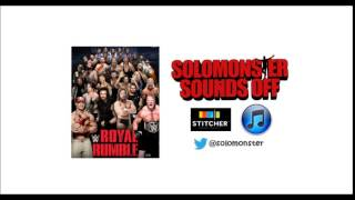 Sound Off Extra - WWE Royal Rumble 2015 Review