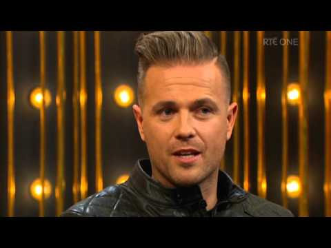 Nicky Byrne - Interview - The Ray D'Arcy Show 13-02-2016