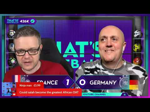 GOLDBRIDGE & CRAIG Best Bits | France 1-0 Germany | EURO 2020