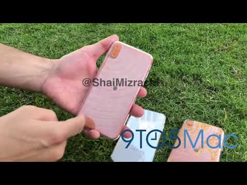 iPhone X Plus, iPhone 9 dummy units leaked on video - TechShout