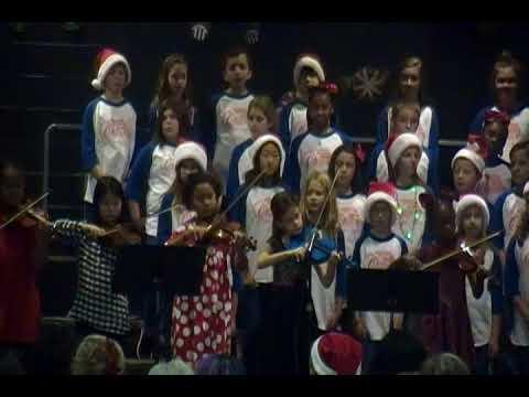 Madison Station Elementary School 2017 Christmas Program (Gabrielle Smith- violin)