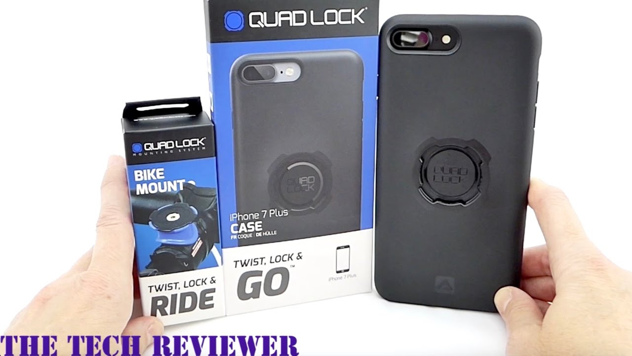 quad lock case iphone 7