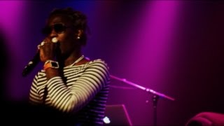 Download Video Young Thug - Hookah -  Seattle MP3 3GP MP4