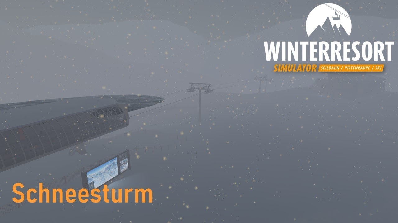 im schneesturm beschiken winter resort simulator lets. Black Bedroom Furniture Sets. Home Design Ideas