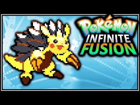 POKEMON INFINITE FUSION #8 [Pokemon Fan Game] (BrettUltimus)