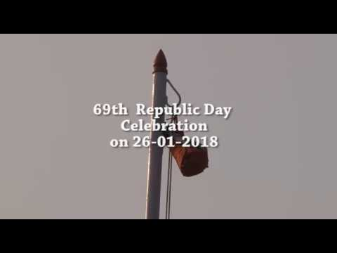 69TH REPUBLIC DAY CELEBRATED WITH CULTURAL & TRADITIONAL FER
