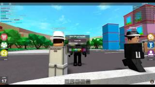 playing roblox ObliviousHD Roleplay World