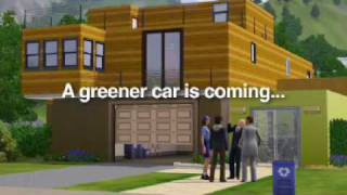 De Sims 3: Elektrisch Voertuigpakket / Electric Vehicle Pack video 1