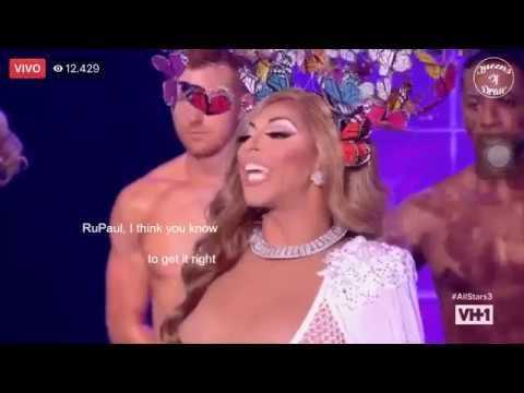 VH1 DIVAS A TRIBUTE TO RUPAUL | Rupaul's Drag Race All Stars 3