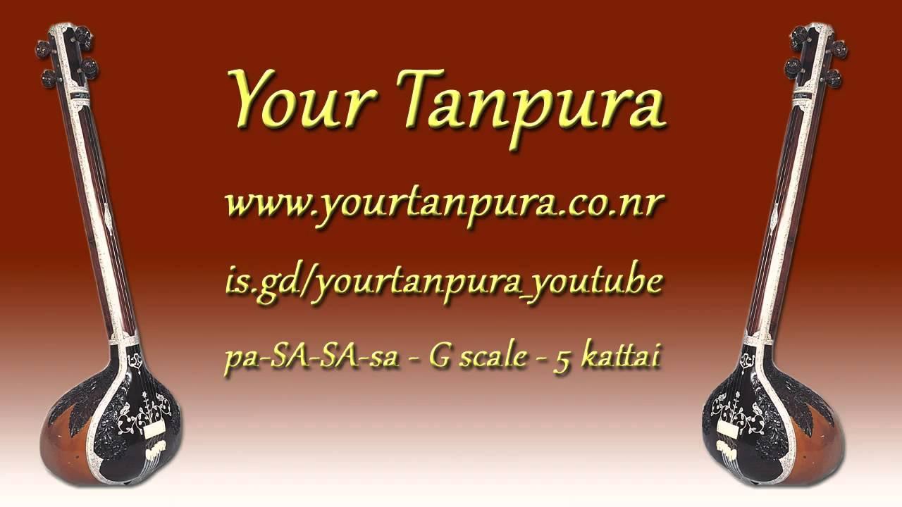 online tambura shruti
