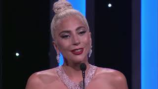 Lady Gaga's speech at the