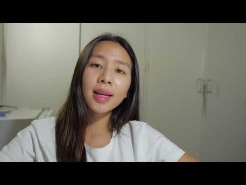 Korean University of Sydney student studying Design Computing