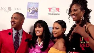 live from the red presents a weekend with the family movie premiere event
