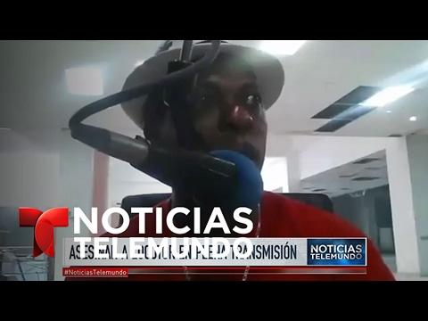 Asesinado locutor radial en República Dominicana | Noticiero | Noticias Telemundo