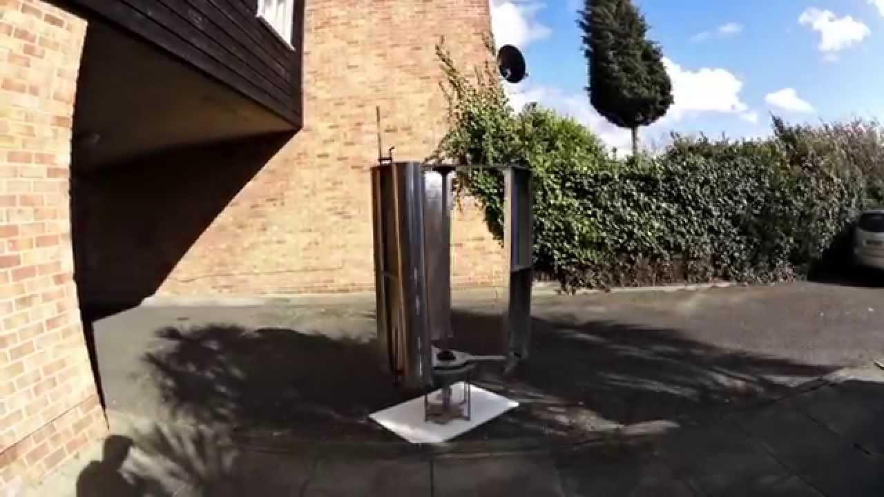 vawt wind turbine build axial flux alternator how to youtube