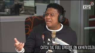 Fikile Mbalula on Blom Blom with Skhumba and Ndumiso
