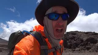 Climbing Mt. Kilimanjaro 2018