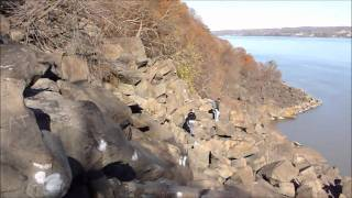 The Giant Stairs, Palisades Interstate Park, New Jersey