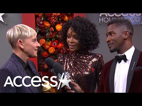Ellen DeGeneres Delivers Emotional Message To Her Younger Self After 2020 Golden Globes Honor