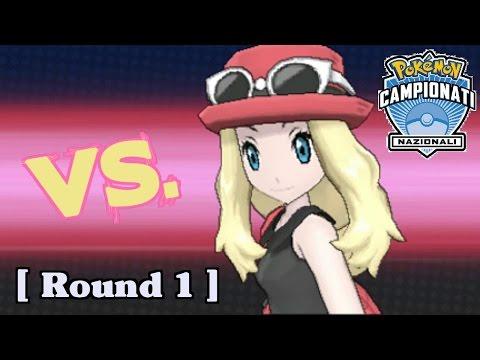 Pokémon X/Y Premiere Challenge (VGC 2014) [Round 1]