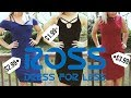 HUGE ROSS FASHION TRY ON HAUL || CLEARANCE FINDS UNDER $5