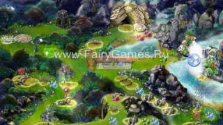 Игра Эри. Дух Леса. Исцеление природы в живописном лесу