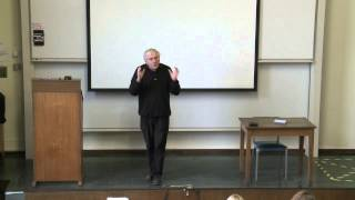 Marxism lecture by Prof. Raymond Geuss 8/8
