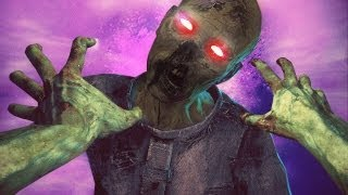 ZOMBIE VS ZOMBIE (Black Ops 2 Zombies)
