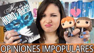 Unpopular Opinions Book Tag (español) | Opiniones Impopulares
