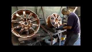 LM Chrome Inc - Chrome Plating Metal Polishing - Wheels Motorcycle Auto Parts