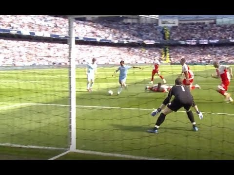 Manchester City Title Win 2011 | Last 8 Minutes | Martin Tyler