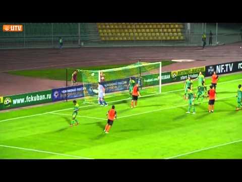 Kuban Krasnodar 0-2 Ural Sverdlovsk Oblast