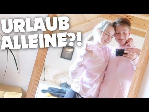 ALLEINE mit Freundin in den URLAUB?!