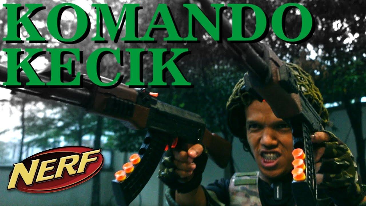 Download Nerf War Komando Kecik   Sambal Heist! ENGLISH SUBS