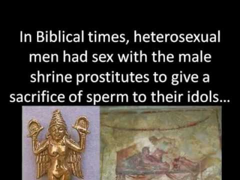 Biblical greek word for homosexual