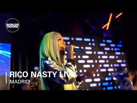 Rico Nasty (Live) | Boiler Room X Ballantine's True Music: Madrid 2019