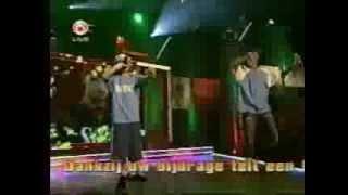Yassin - Leipe mocro flavour met Ali B en Yes-R (live)