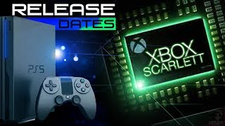 Xbox 2 And PS5 Release Dates CONFIRMED | THIS IS HUGE!