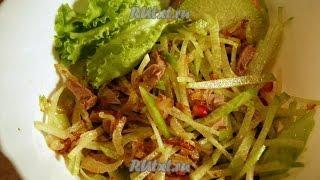 Салат Ташкент  Рецепт салат