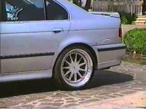 Bmw 5 E39 Hartge 2000 Youtube