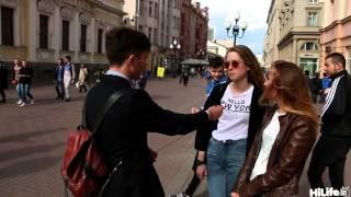 Как вы относитесь к Кавказцам (Социальный Опрос / ПРАНК )