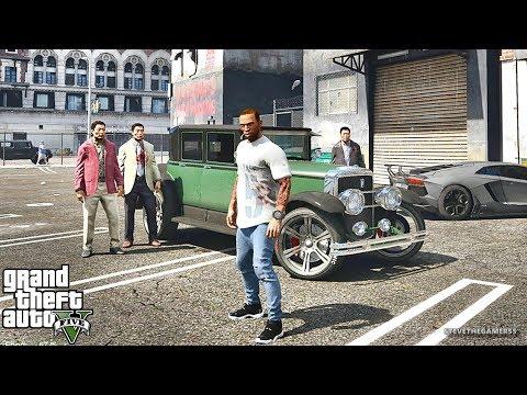 GTA 5 REAL LIFE CJ MOD #42 - COME ON GRANDPA!!!(GTA 5 REAL LIFE MODS/ THUG LIFE)