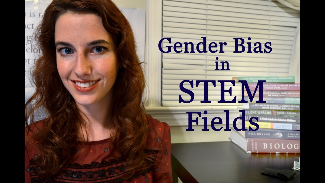 ' Discuss.gender Bias In Stem Fields