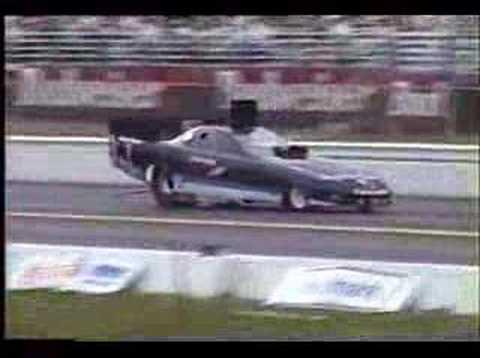 Al Hofmann vs. John Force 1999 Brainerd