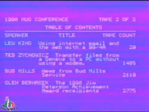 MUG 1998 Conferences at Lima, Ohio - Part_2.1