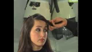 Saç Kesme Yöntemleri - Kahkül