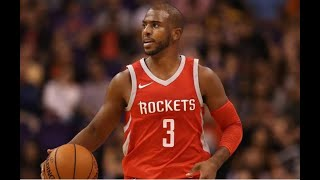 Chris Paul injury update: Rockets guard's status for Game 7 'less likely than likely'