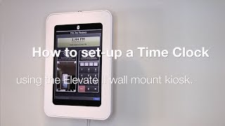The Joy Factory How-To: Virtual Tablet Time Clock Station