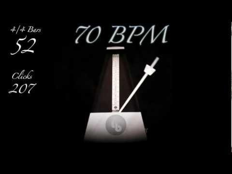 70 BPM Metronome